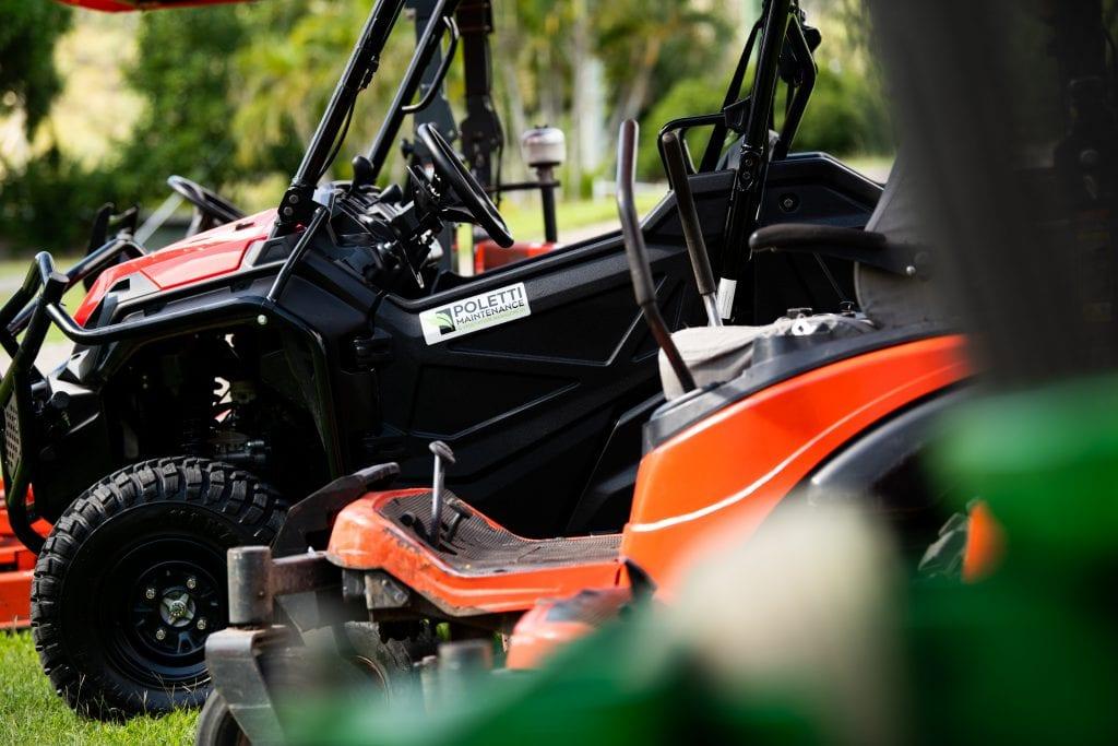 Lawn Mowing - Poletti Maintenance